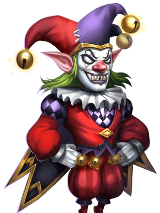 Clown Malvagio